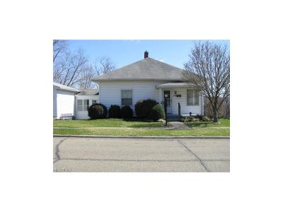 Guernsey County Single Family Home For Sale: 1938 Creston Rd