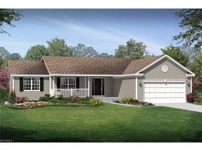 Marietta Single Family Home For Sale: 107 Glen Eagle Dr