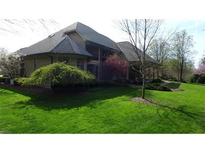 Zanesville Single Family Home For Sale: 2413 Oak Meadow Ln
