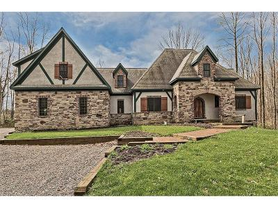 Chagrin Falls Single Family Home For Sale: 11365 Normandy Ln