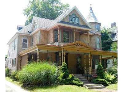 Marietta Single Family Home For Sale: 306 Washington St