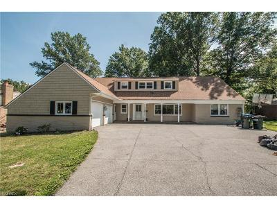 Bay Village Single Family Home For Sale: 26701 Lake Rd