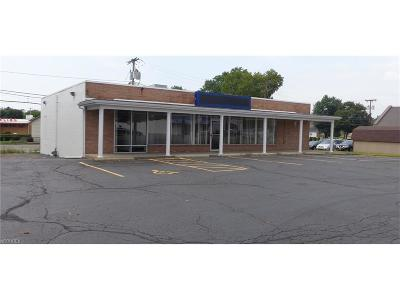 Dover OH Commercial For Sale: $3,000