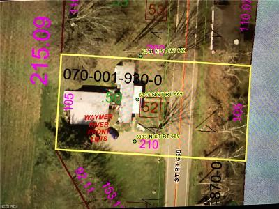 Morgan County Residential Lots & Land For Sale: 6335 North State Route 669 Northwest