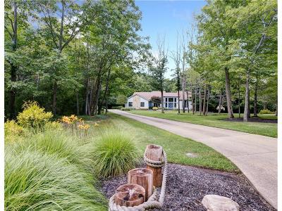 Concord Single Family Home For Sale: 8260 Eagle Ridge Dr