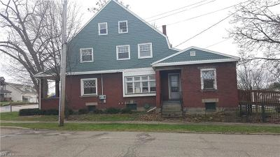 Girard Single Family Home For Sale: 202 South State St
