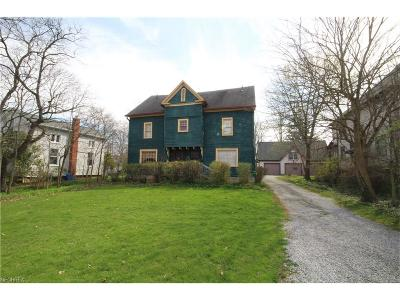 Canfield Multi Family Home For Sale: 7 & 9 Maple St