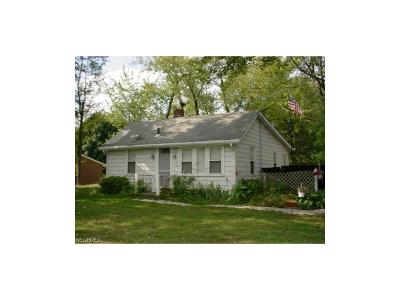 Single Family Home For Sale: 3009 Edison St Northeast