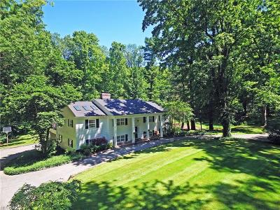 Gates Mills Single Family Home For Sale: 2000 Berkshire Rd