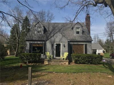 Canfield Single Family Home For Sale: 6386 South Raccoon Rd