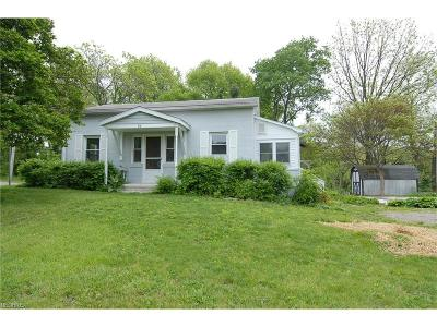Muskingum County Single Family Home For Sale: 42 Ceramic Ave