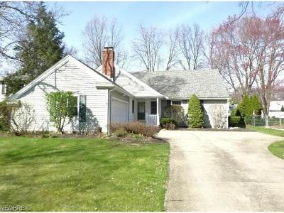 North Olmsted Single Family Home For Sale: 29596 Huntington Dr