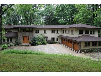 Summit County Single Family Home For Sale: 4023 Shaw Rd