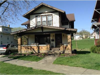 Guernsey County Single Family Home For Sale: 709 North 9th St