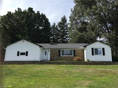 Painesville OH Single Family Home For Sale: $114,000