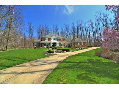 Gates Mills Single Family Home For Sale: 951 Chestnut Run