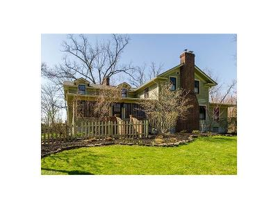 Brecksville Single Family Home For Sale: 10364 Highland Dr