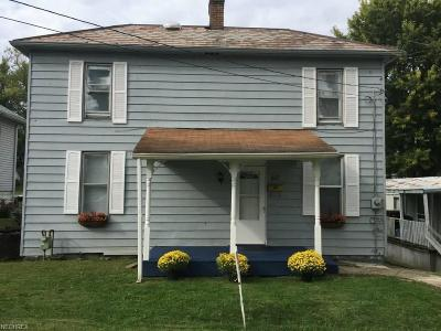 Zanesville Single Family Home For Sale: 827 Race St