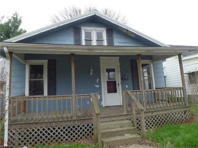 Perry County Single Family Home For Sale: 517 West Brown St