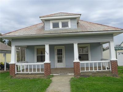 Perry County Single Family Home For Sale: 545 Eastern Ave