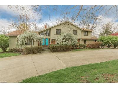 Pepper Pike Single Family Home For Sale: 29400 Bryce Rd