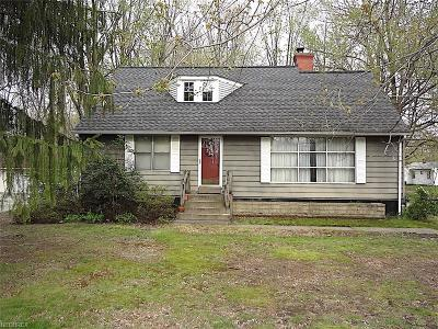 Single Family Home Sold: 6577 Reynolds Rd