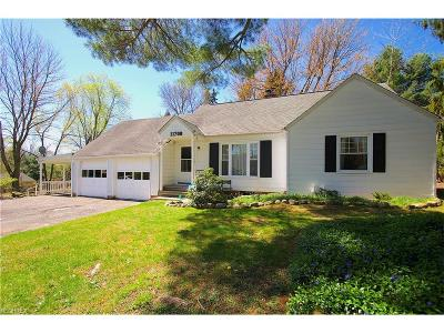 Geauga County Single Family Home For Sale: 11700 Maplewood Rd