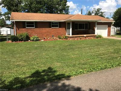 Williamstown Single Family Home For Sale: 11 Doris Ave