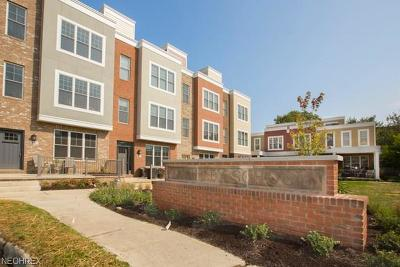 Lakewood Condo/Townhouse For Sale: 1381 West Clifton #C