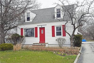 Mayfield Village Single Family Home For Sale