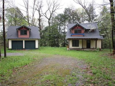 Struthers Single Family Home For Sale: 5714 Clingan Rd