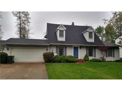 Willoughby Single Family Home For Sale: 38763 Courtland Dr