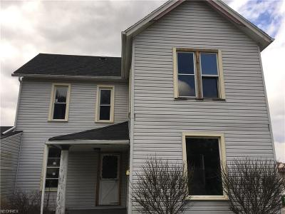 Dennison OH Single Family Home Sold: $19,651