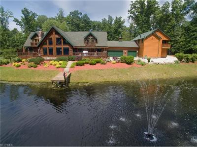 Poland Single Family Home For Sale: 4195 Olde Charted Trl