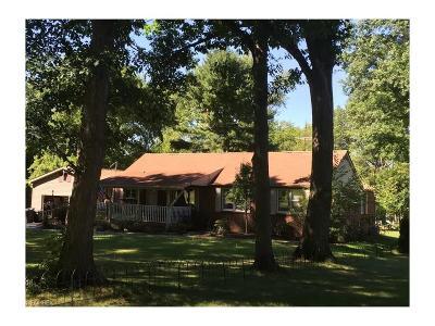 Warren Single Family Home For Sale: 2334 Silver Fox Ln