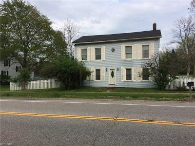 Chesterland Single Family Home For Sale: 12345 Chillicothe Rd