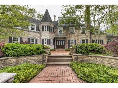 Gates Mills Single Family Home For Sale: 710 County Line Rd