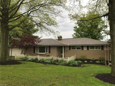 Dover OH Single Family Home For Sale: $209,500