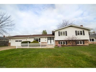 North Olmsted Single Family Home For Sale: 28610 Lynhaven Dr
