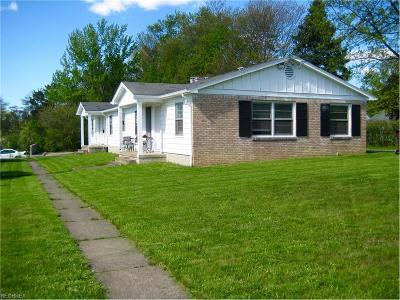 Boardman Multi Family Home For Sale: 164-172 Stadium Dr