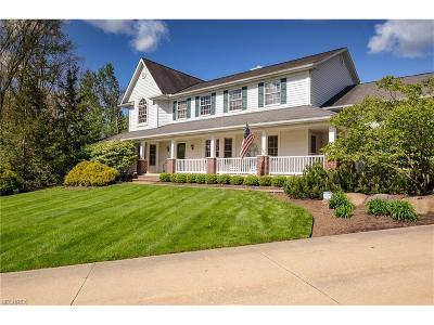 Chagrin Falls Single Family Home For Sale: 208 Fox Ln