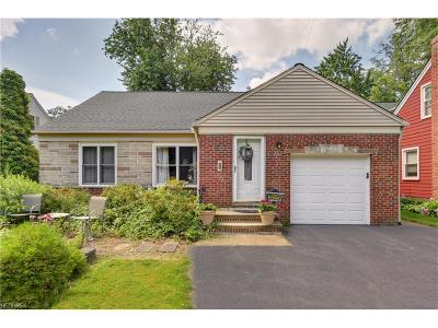 Bay Village Single Family Home For Sale: 24209 Lake Rd