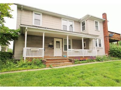 Wadsworth Multi Family Home For Sale: 203 North Lyman St