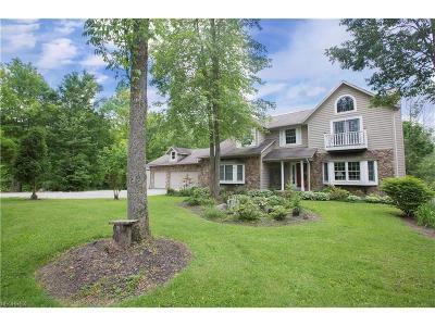 Newbury Single Family Home For Sale: 15554 Parkview Dr