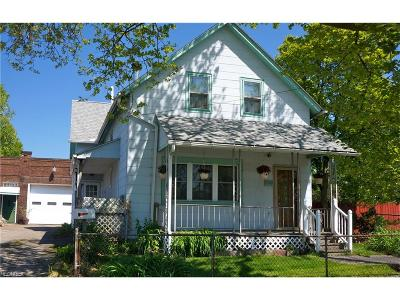 Single Family Home For Sale: 2109 West 41 St