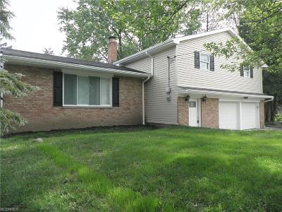 Strongsville Single Family Home For Sale: 16467 Whitney Rd