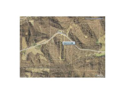 Muskingum County Residential Lots & Land For Sale: 580 Virginia Ridge Rd