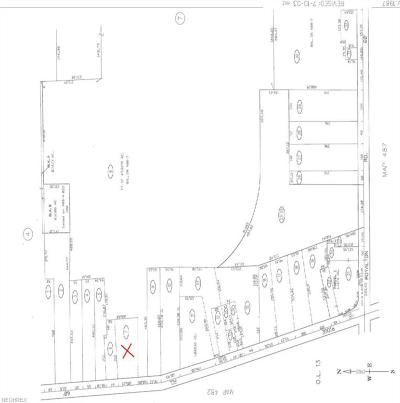 North Royalton Residential Lots & Land For Sale: 13427 Ridge Rd