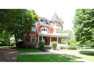 Marietta Single Family Home For Sale: 629 3rd