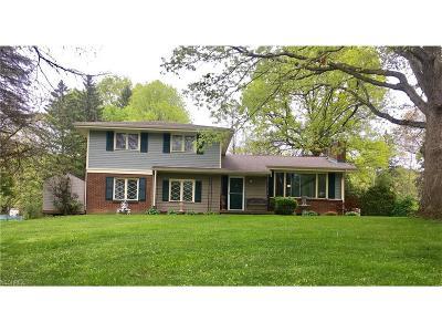 Girard Single Family Home For Sale: 1005 Park Cir